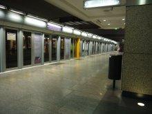 ラーナちゃんのブログ-地下鉄トリノ